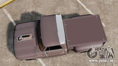 Chevrolet C-10 Stepside v3 für GTA 4 rechte Ansicht
