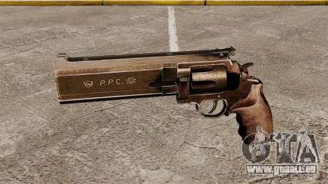 Dan Wesson 357 PPC Revolver für GTA 4 dritte Screenshot