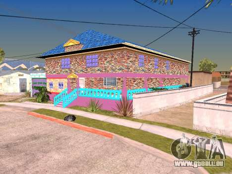 Texture de Karl House pour GTA San Andreas