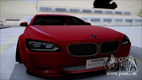 BMW 750 Li Vip Style für GTA San Andreas