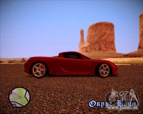 SA Graphics HD v 1.0 pour GTA San Andreas