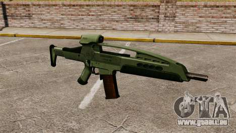 HK XM8 assault rifle v1 pour GTA 4