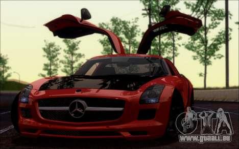 Mercedes-Benz SLS AMG pour GTA San Andreas