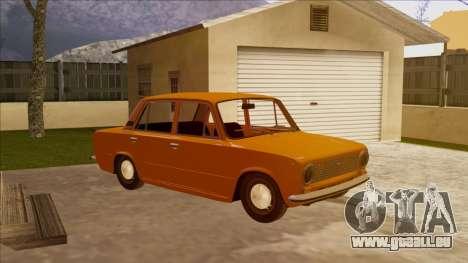 VAZ 21011 Drain für GTA San Andreas