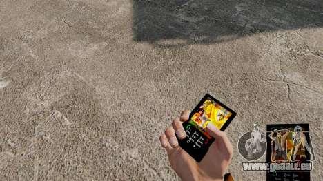 Naruto Theme für Ihr Telefon für GTA 4