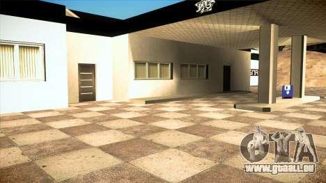 Le garage de Doherty BPAN v1.1 pour GTA San Andreas sixième écran