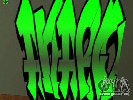 Graffity mod für GTA San Andreas siebten Screenshot