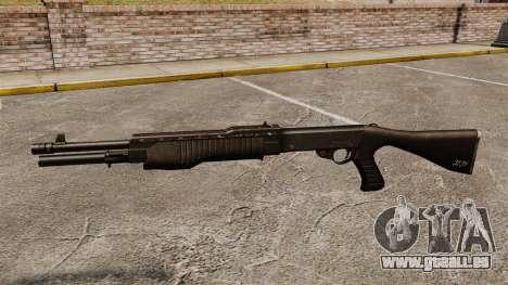 Flinte Franchi SPAS-12 für GTA 4 dritte Screenshot