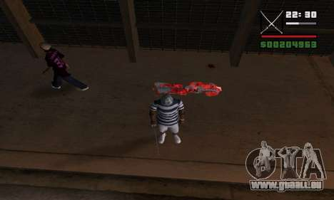 DeadPool Mod für GTA San Andreas