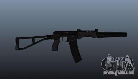 SR-3 Scallion Maschinenpistole v3 für GTA 4 dritte Screenshot