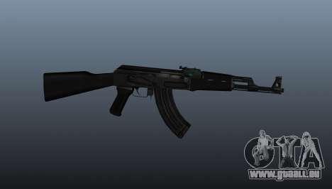 AK-47 v1 pour GTA 4 troisième écran