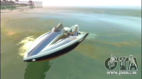 Motomarine de GTA V pour GTA 4