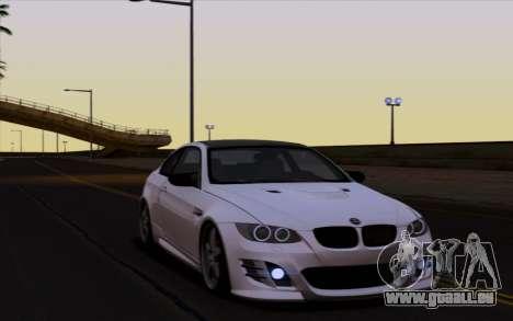BMW M3 Hamann pour GTA San Andreas