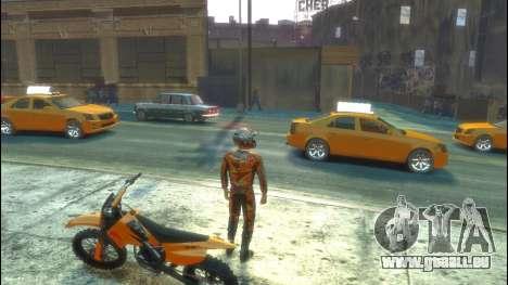 Cavalier pour GTA 4 quatrième écran