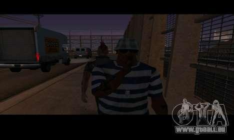 DeadPool Mod pour GTA San Andreas troisième écran