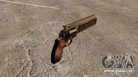 Dan Wesson 357 PPC Revolver für GTA 4 Sekunden Bildschirm