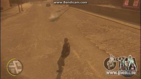 V Style für GTA 4 Sekunden Bildschirm