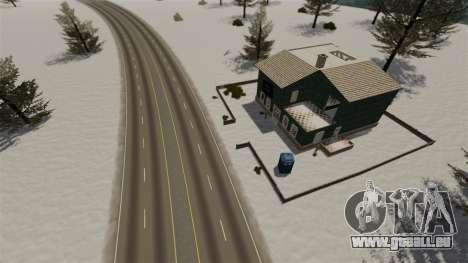 Emplacement Arctique (IV) [Final] pour GTA 4 secondes d'écran