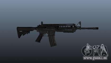 Carabine M4A1 RIS pour GTA 4 troisième écran