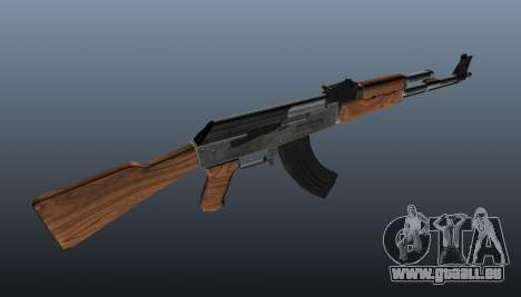 AK-47 für GTA 4 dritte Screenshot