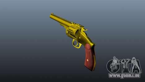 Schofield Revolver v2 für GTA 4 Sekunden Bildschirm