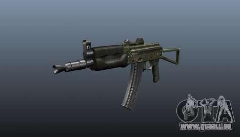 Automatique AKS74U v1 pour GTA 4