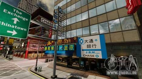 Magasins réels pour GTA 4 quatrième écran