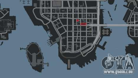 Magasins réels pour GTA 4 cinquième écran