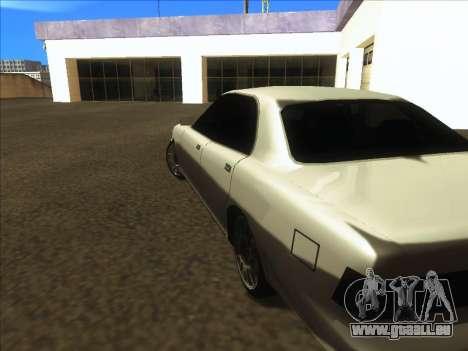 New Merit pour GTA San Andreas vue de droite