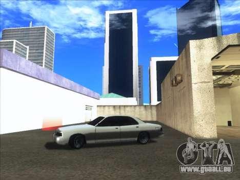 New Merit pour GTA San Andreas sur la vue arrière gauche