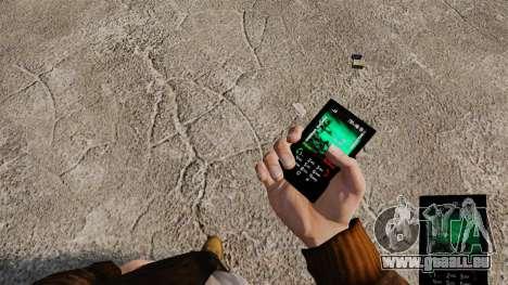 Goth Rock Themes für dein Handy für GTA 4 fünften Screenshot