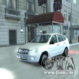 Lada Granta Hatch - VAZ 2191 pour GTA 4
