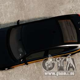 Dodge Charger 2008 LCPD Slicktop [ELS] pour GTA 4 est un droit