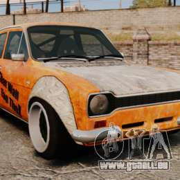 Ford Escort Mk1 Rust Rod für GTA 4
