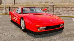 Ferrari Testarossa 1986
