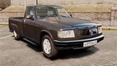 GAZ 3110 Pickup