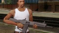L'AA-12 shotgun