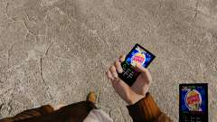 Thèmes pour les marques de Fast-Food téléphones