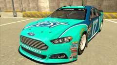 Ford Fusion NASCAR No. 17 Zest Nationwide für GTA San Andreas