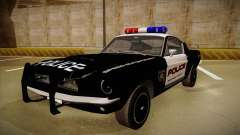 Shelby Mustang GT500 Eleanor Police pour GTA San Andreas