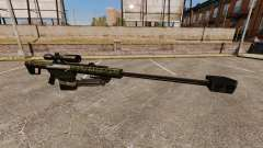 Le Barrett M82 sniper rifle v7