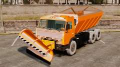 Souffleuse KAMAZ 53215