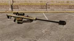 Le Barrett M82 sniper rifle v14