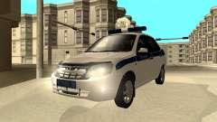 Lada Granta 2190 Police v 2.0