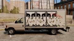 Neue Graffiti für Steed