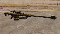 Le Barrett M82 sniper rifle v13