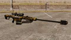 Le Barrett M82 sniper rifle v11