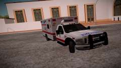 Ford F350 Super Duty San Andreas Emerency Medica