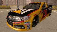 Chevrolet SS NASCAR No. 31 Caterpillar pour GTA San Andreas