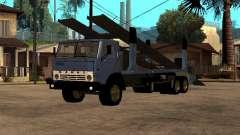 Camion KAMAZ 43085
